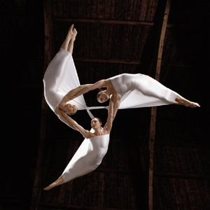 VIVA Aerial Dance - Aerial Silks - Show