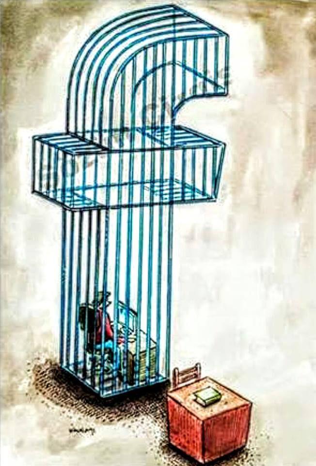 Bazen de uygulamalar hapishane vazifesini üstlenir.