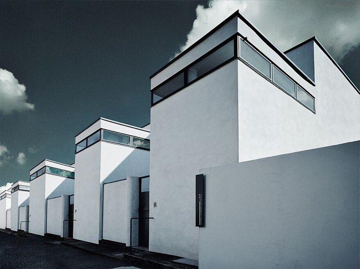 Bien connu 322 best weissenhofsiedlung images on Pinterest | Hans scharoun  QN92
