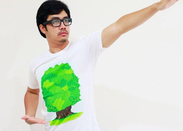 Pohon Batik