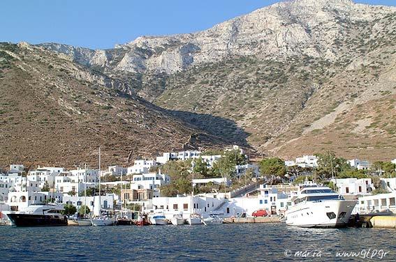 Sifnos Greek Ferry guide - DANAE Greek Travel Services Online