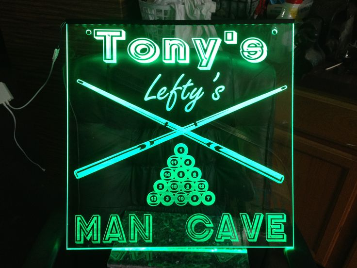 Engraved Man Cave Signs : Best led engraved signs images on pinterest