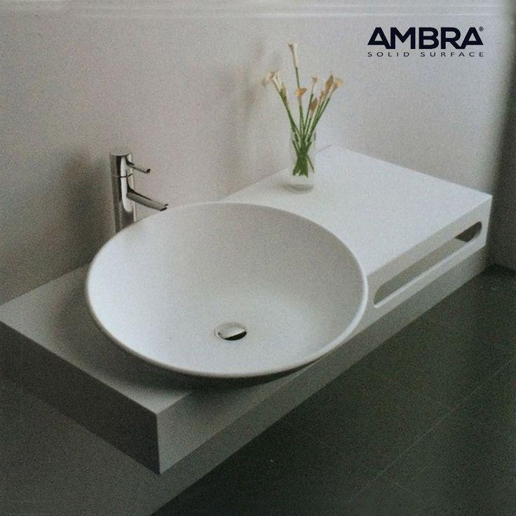 vasque poser sur plan de travail amazing plan compact pour vasque poser newport with vasque. Black Bedroom Furniture Sets. Home Design Ideas