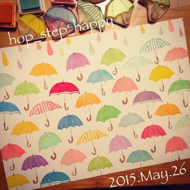 しとしと( ´ ▽ ` )ノ  梅雨が近づいてきました(^^)! プレゼント企画へのご参加本当にありがとうございます!明日または明後日に抽選させていただきます♡^ ^