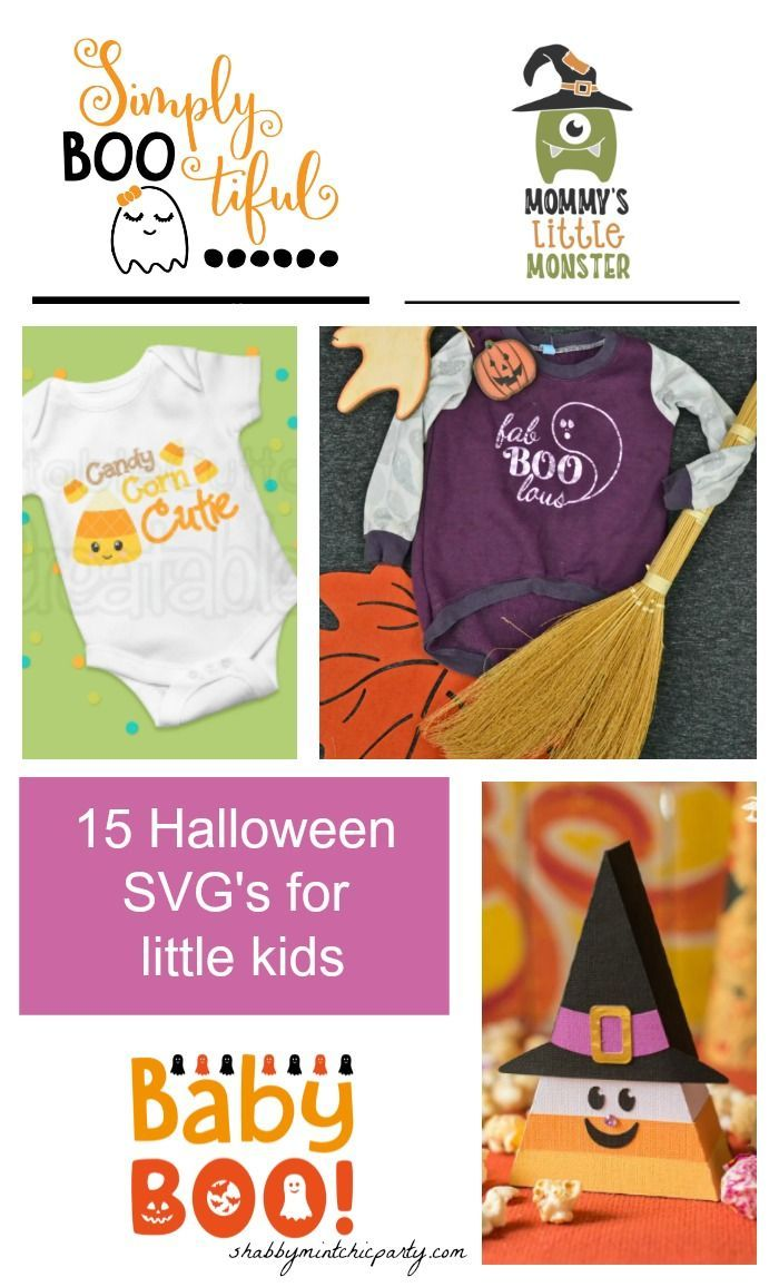 15 free halloween svg files for little kids printables pinterest rh pinterest com