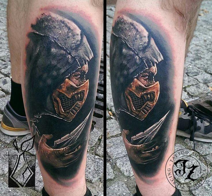 Tattoo Designs Mk: 26 Best Mortal Kombat Images On Pinterest
