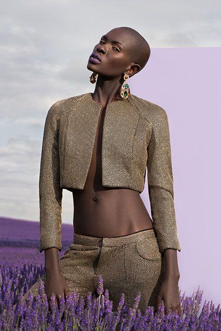 continentcreative: Ajuma Nasanyana for New African Women Magazine by Dami Oyetade