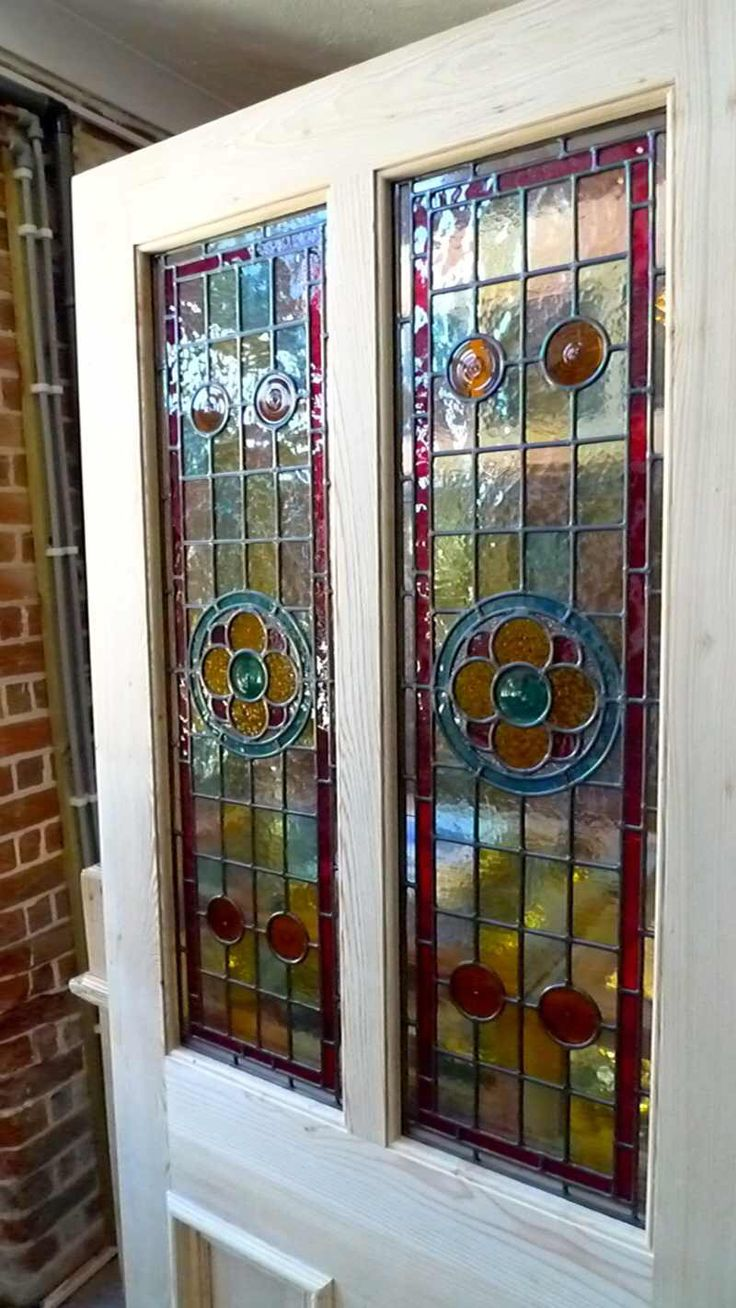 11 Best Victorian Stained Glass Images On Pinterest