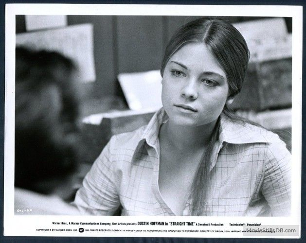 Straight Time - Publicity still of Theresa Russell