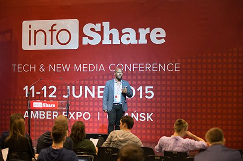 Over 5,000 participants, 20,000 Euro for the winner of the Startup Contest, a chance to show your idea at the Startup Expo – don't miss infoShare 2016 – the biggest tech & new media conference in the CEE region. #Gdańsk #Infoshare #AmberExpo