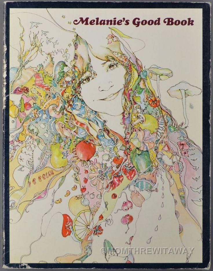 1971 MELANIE'S GOOD BOOK Sheet Music Song Book MELANIE SAFKA