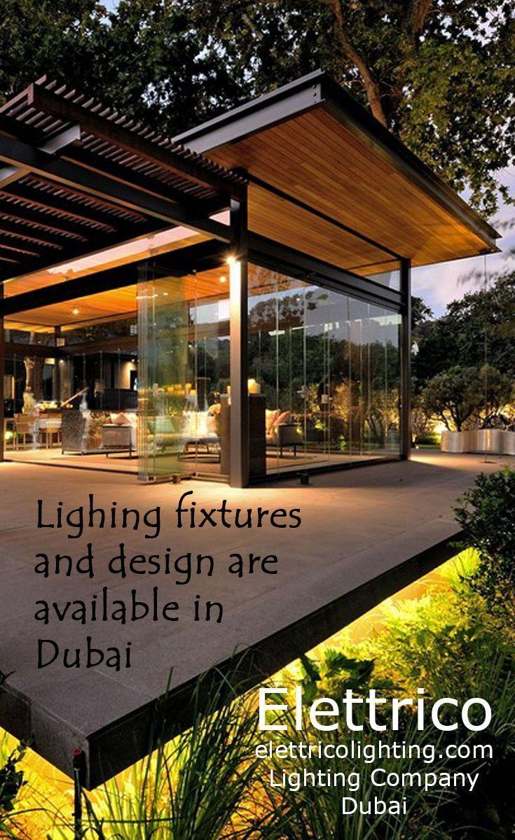 Outdoor Landscape Light Fixtures Dubai Elettrico In Dubai Modern Outdoor Patio Outdoor Patio Lights Modern Landscape Lighting