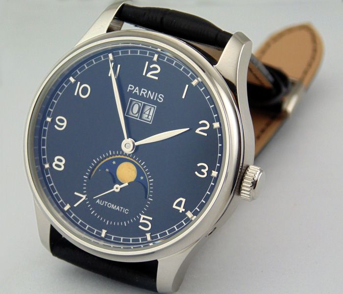 Parnis automatic 43mm