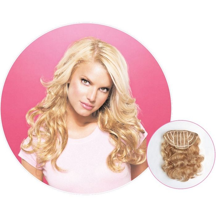 47 best hair extensions images on pinterest free delivery 23 wavy clip in hair extensions by jessica simpson hairdo pmusecretfo Gallery
