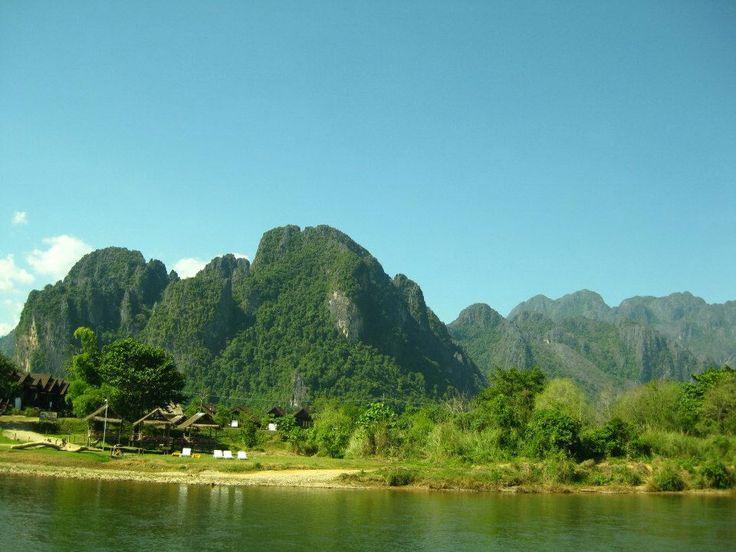 #Laos...un paradiso