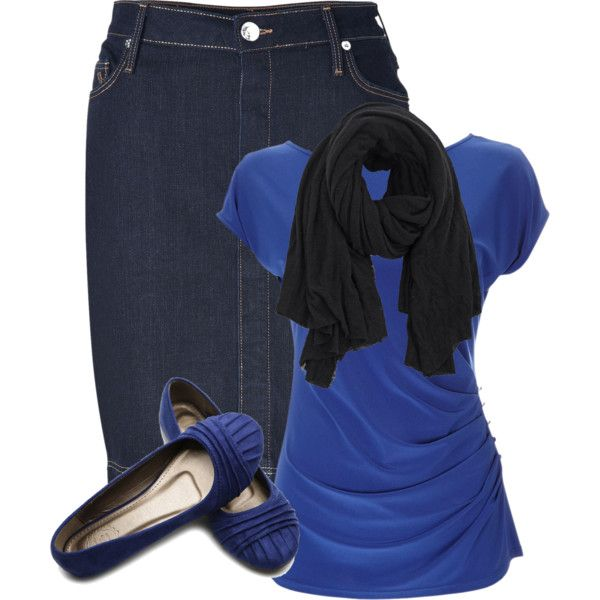 A fashion look from July 2014 featuring blue button shirt, True Religion and flat shoes. Browse and shop related looks.
