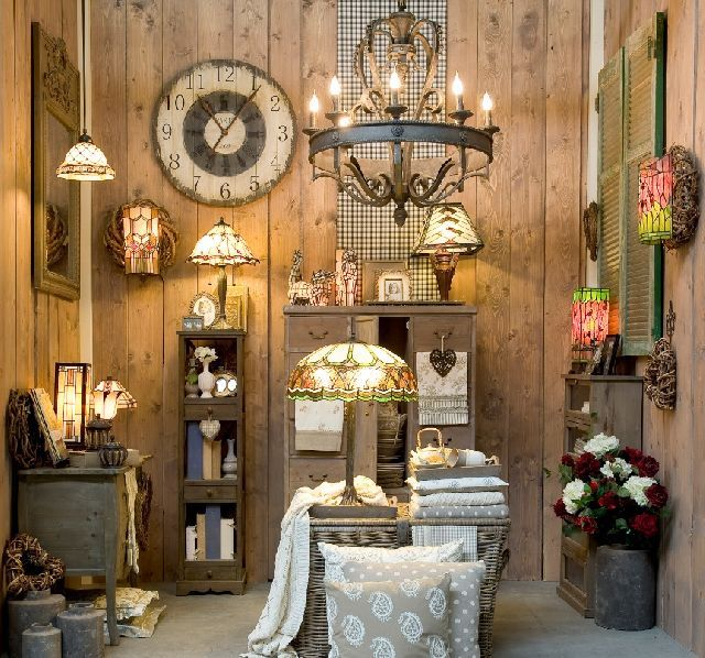 Vintage Boutique Interior Design
