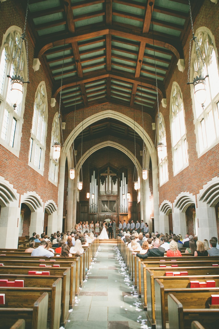 Wightman Chapel At Scarritt Bennett Center Nashville Tn Daytime Weddingwedding Reception Venuesnashville