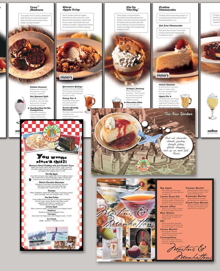 17 best images about design restaurant menu on pinterest