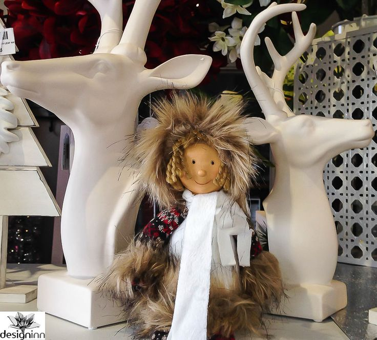 Dolls and Deer Heads