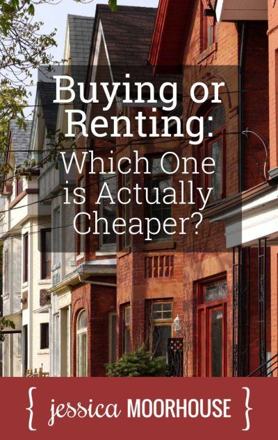 Buying Or Renting: Which One Is Actually Cheaper?