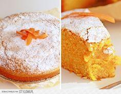 Ciasto marchewkowe z cynamonem (tortownica o średnicy 2… na Stylowi.pl