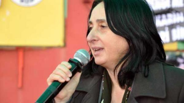 HDP'li Nursel Aydoğan'a 4 yıl 8 ay hapis