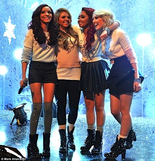 Little Mix, aka best girl band known to man.