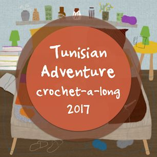 Tunisian Adventure | breien, haken, handwerken, kennis doorgeven, mensen verbinden