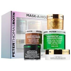 Shop Peter Thomas Roth's Mask-A-Holic Kit at Sephora.