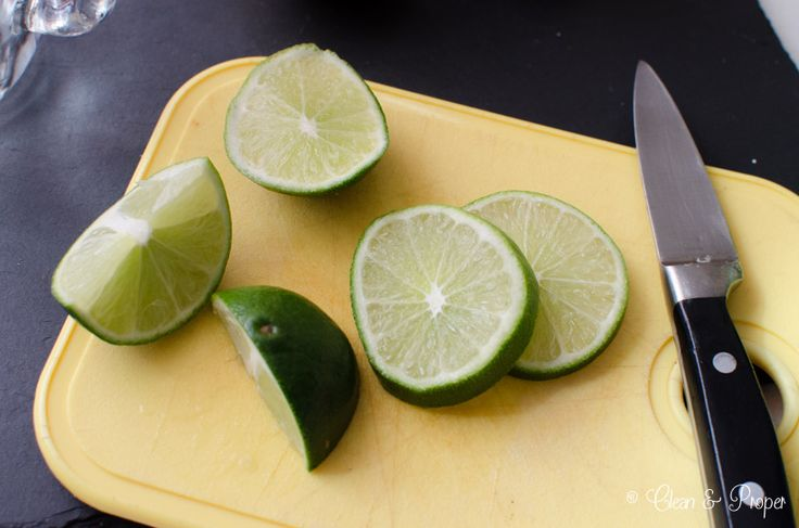 Clean with Limes   Clean and Proper blog
