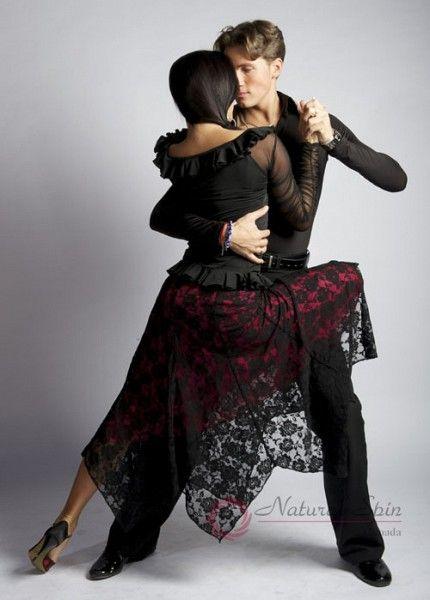 Natural Spin Dancewear Ballroom Skirt:  10My0034