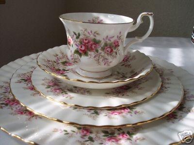 Royal Albert Lavender Rose. Sweet!