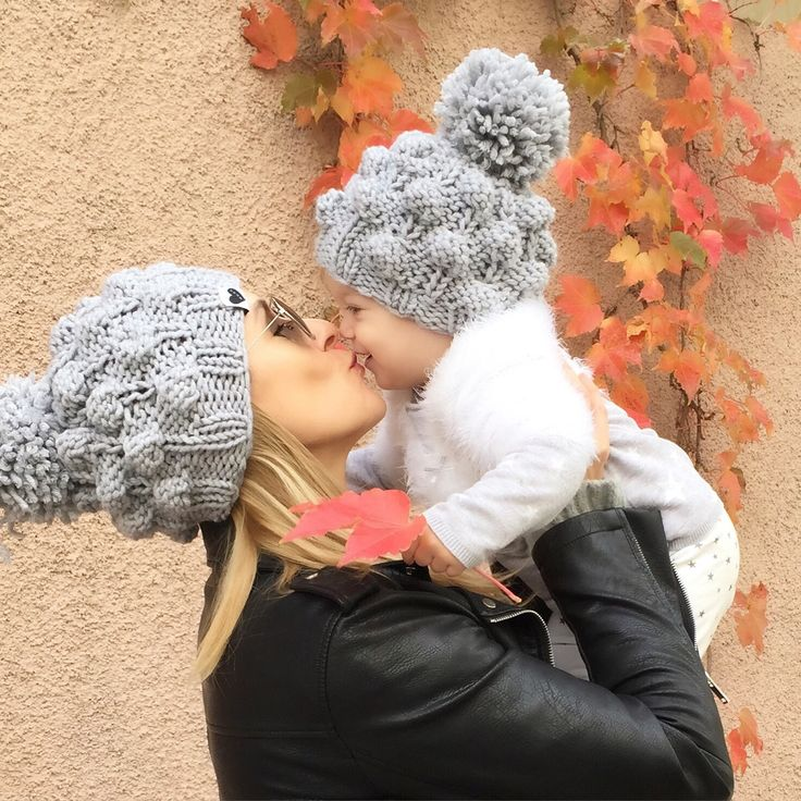 Cuteness overload. When chilly days press in, put on your cute, soft, merino wool knit beanie. The perfect silhouette for any aesthetic with a fluffy pompom updating the classic look.