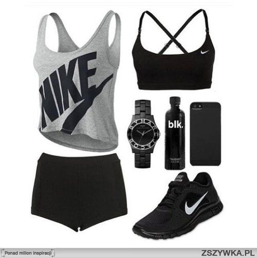 running outfit--- Almost that time of the year again