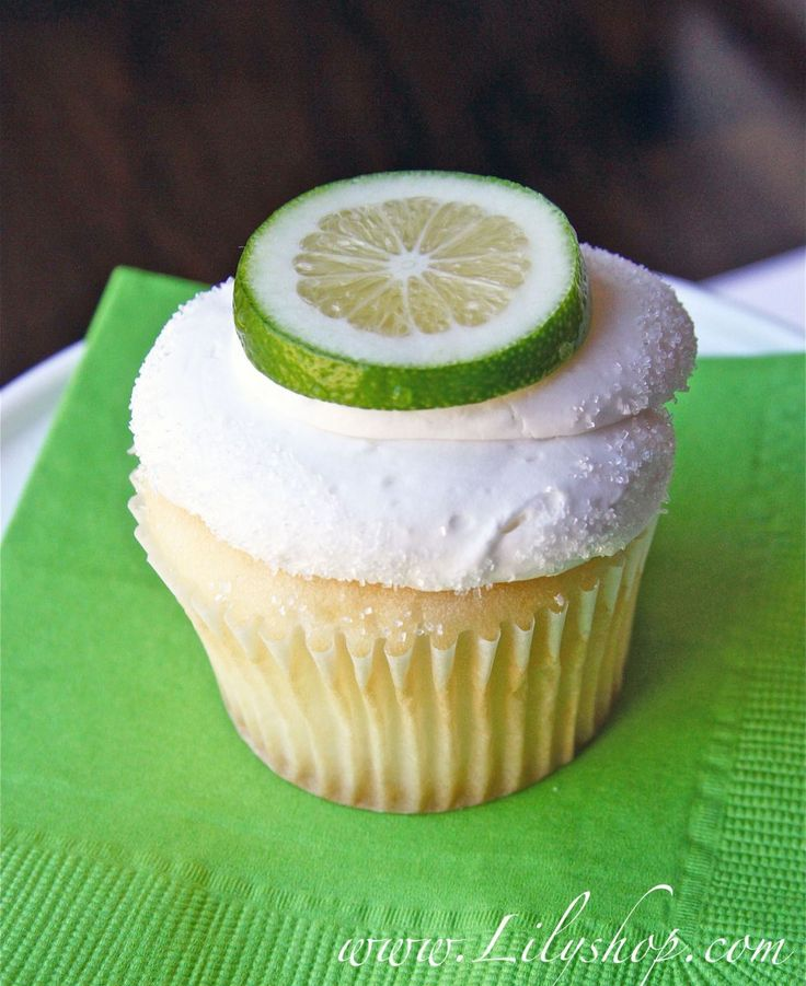 Margarita Cupcakes Recipes — Dishmaps