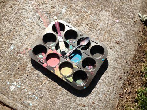 Une recette de peinture à craie super simple à préparer!