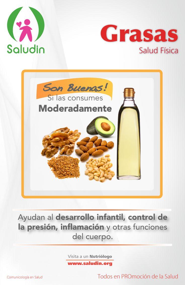 Cartel #Grasas #Nutricion