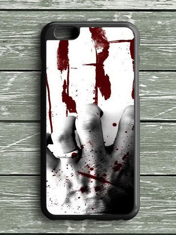 Bloody Hand iPhone 6S Plus Case