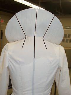How to Make a Stand Up Collar Sewing | Meer dan 1000 ideeën over Halloween Naaiprojecten op Pinterest ...