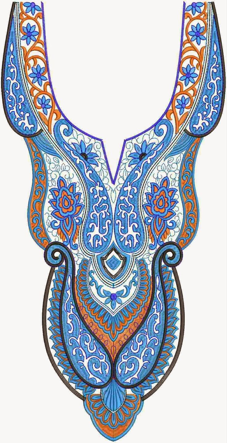 Ideas about indian embroidery designs on pinterest