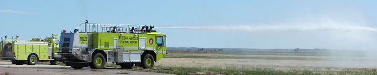 At Scottsbluff airport, proper fire equipment kicks safety up, appealing to airlines - Scottsbluff Star Herald
