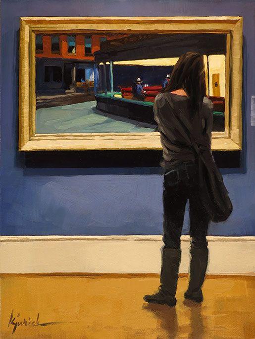 'Hopper' part of series ArtistZ