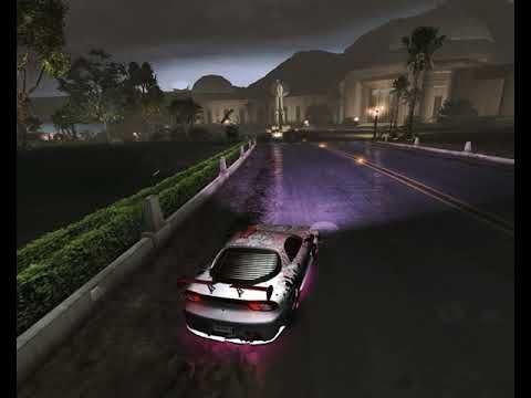 Need For Speed Underground 2, Mountain Drift Event | NFSU2