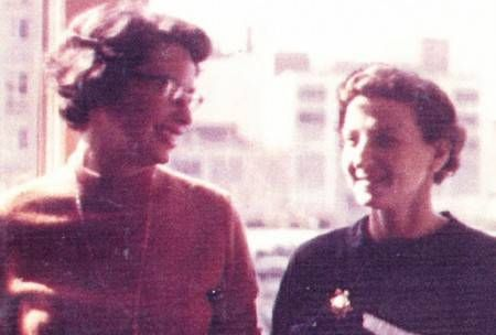 This photo from 1967  Lennie Gerber and Pearl Berlin still together are urging North Carolina to legalize gay marriage now !