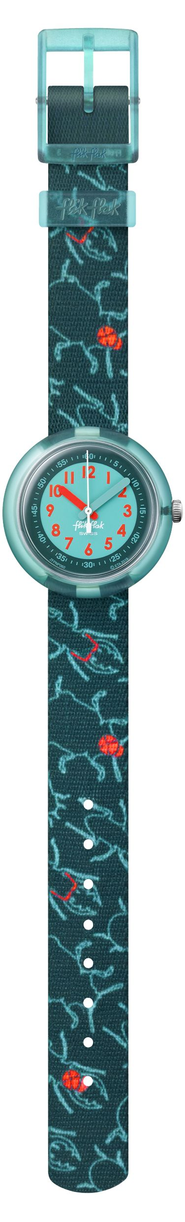 Swatch® United States Flik Flak Power Time FUNKY BUGS