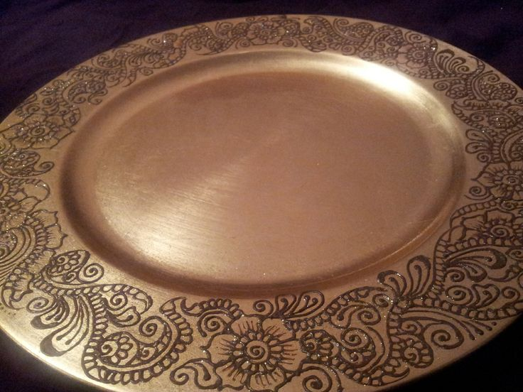 Mehndi Plates Uk : Best how to style and decorate your mehndi sanjee images on