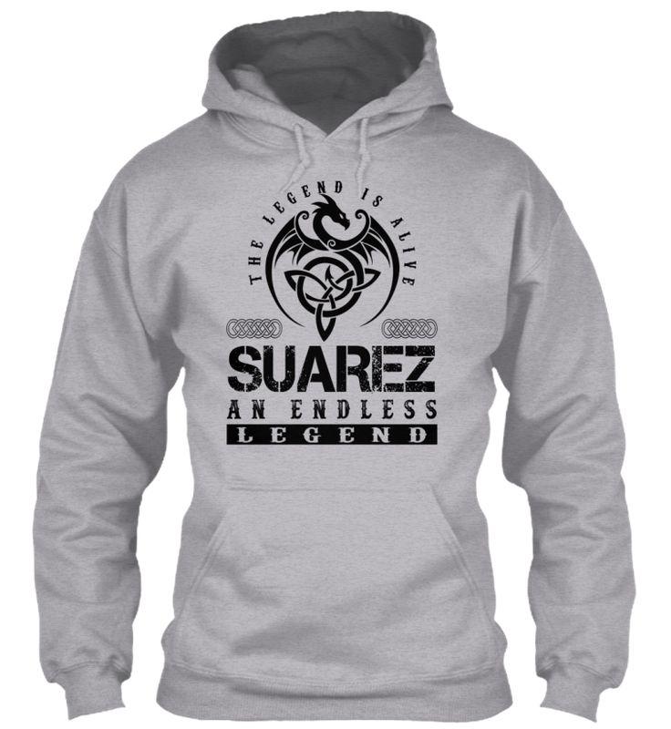 SUAREZ - Legends Alive #Suarez