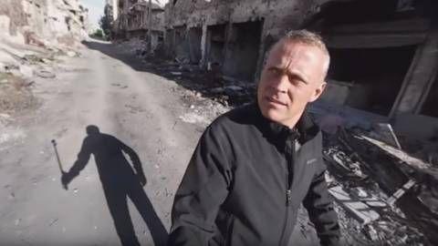 Correspondent Sander van Hoorn was 11 jaar lang correspondent in het Midden-Oosten. Een overzicht.