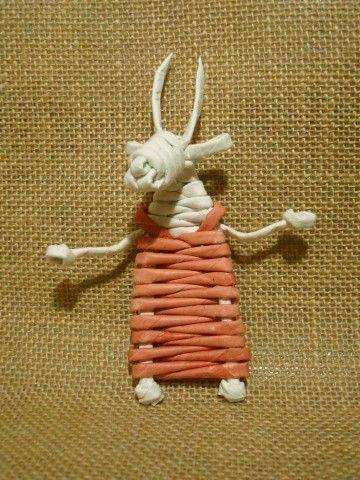 Представляю вам продукт коллективного разума - овца прянишная и коза зелёная! Идеи мастериц Юлии Волковой и Натальи Петлюк в моём исполнении.